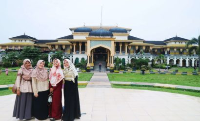 tour medan : Istana Maimun