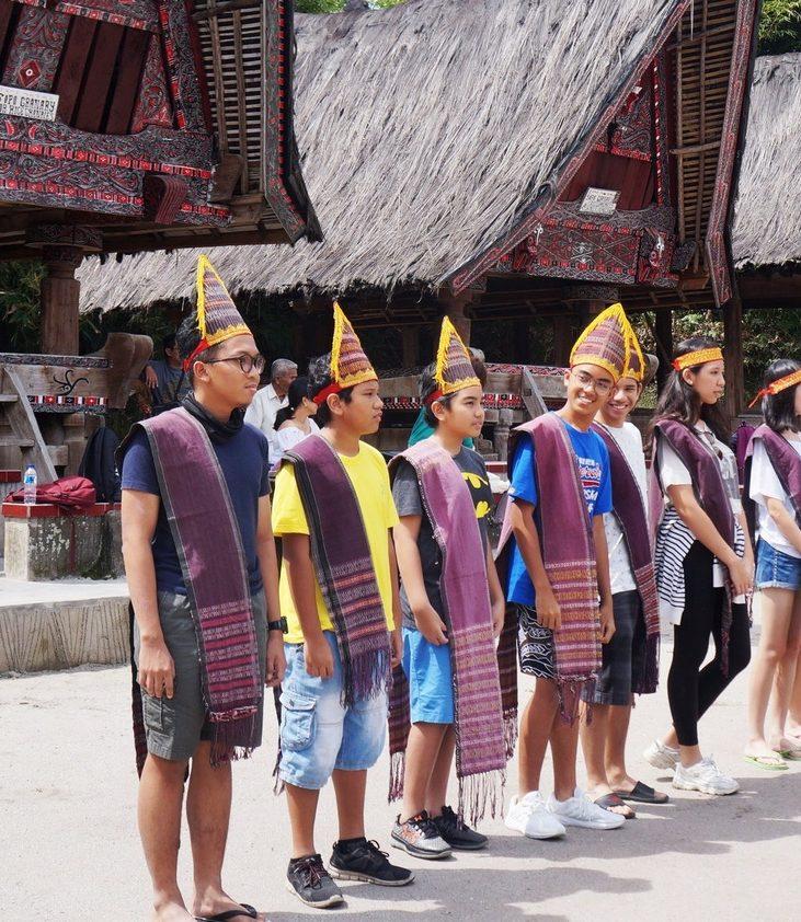 Lake Toba Culture