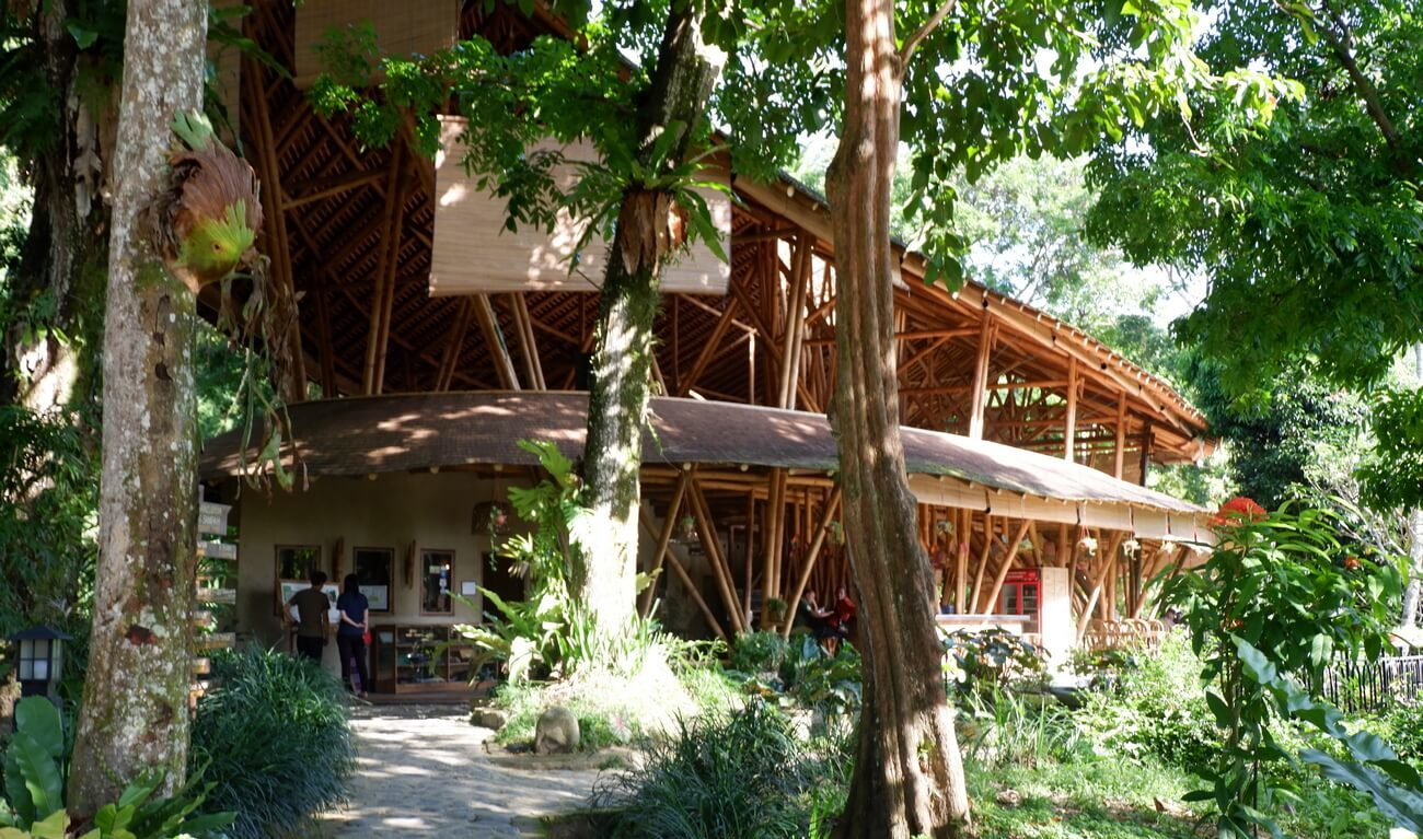 Hotel di Bukit Lawang