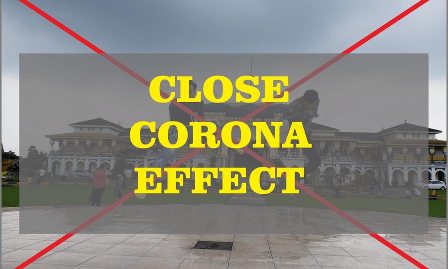 Ditutup Karena Corona