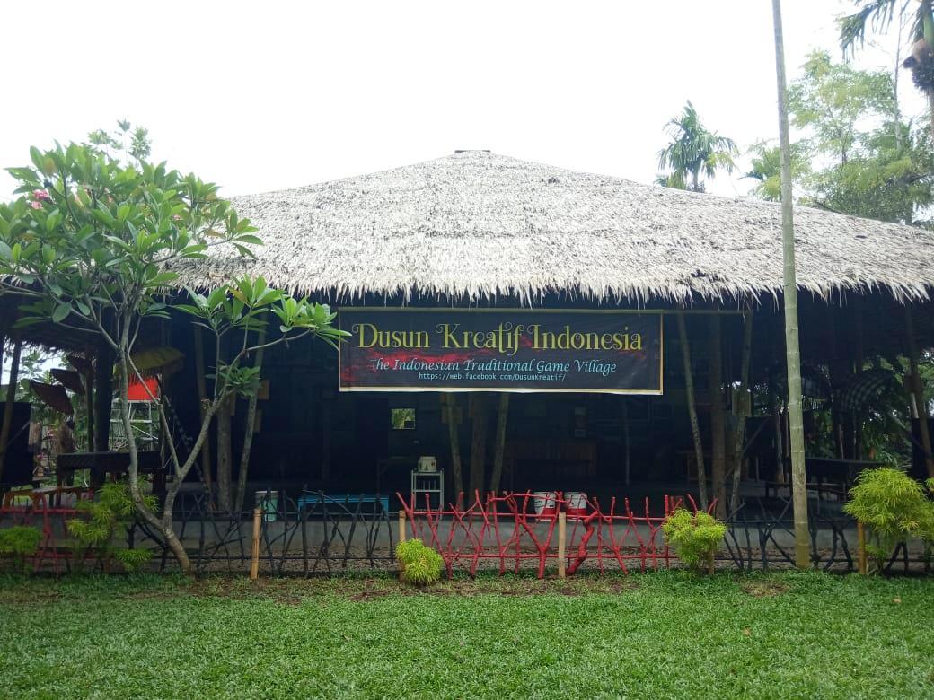 Dusun Kreatif outbound di Medan