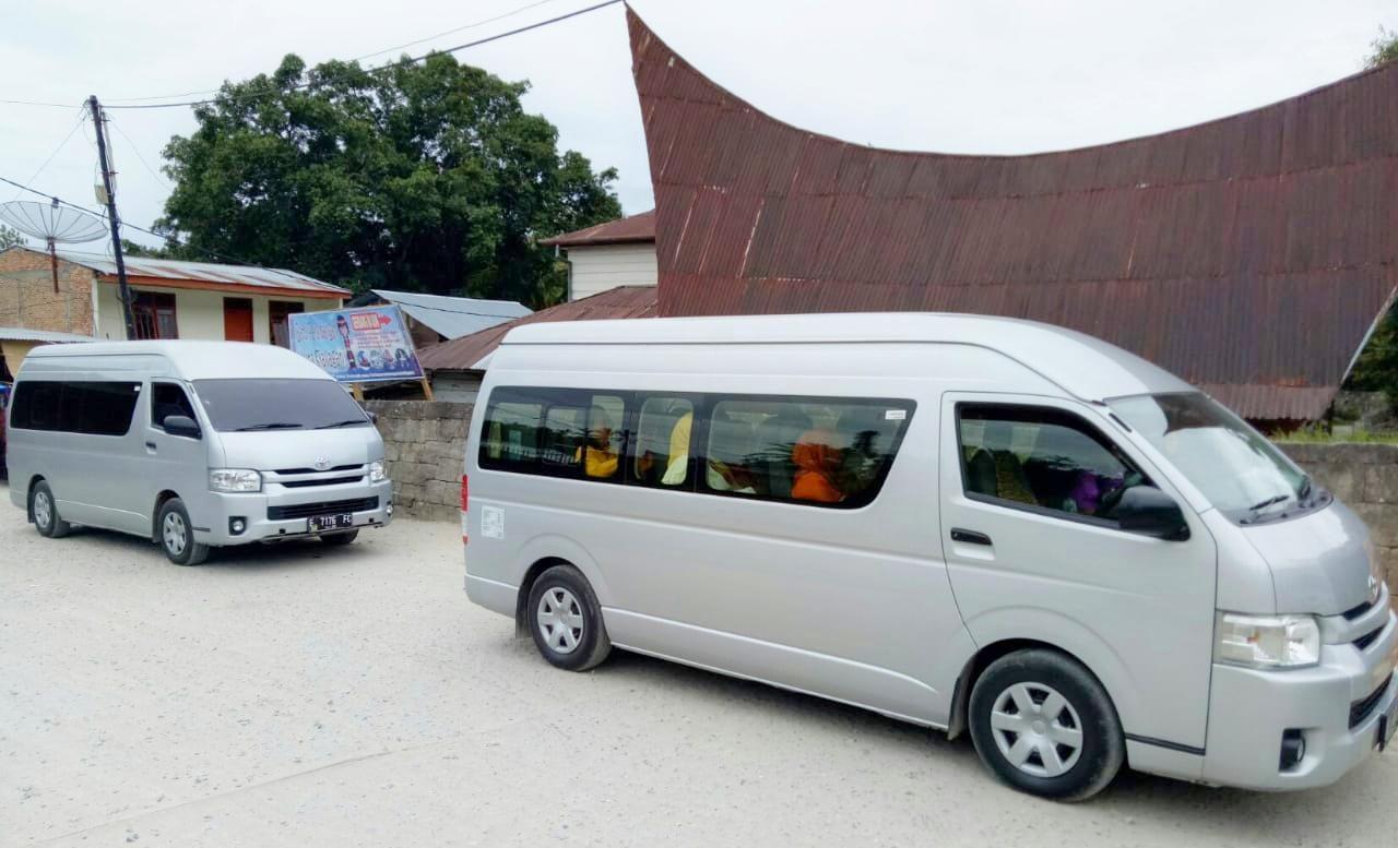 Sewa Bus Pariwisata Medan Type HiAce