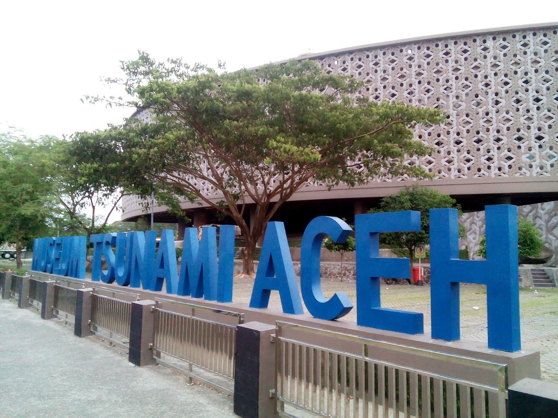 Paket Wisata Sabang dari Medan   Museum Tsunami