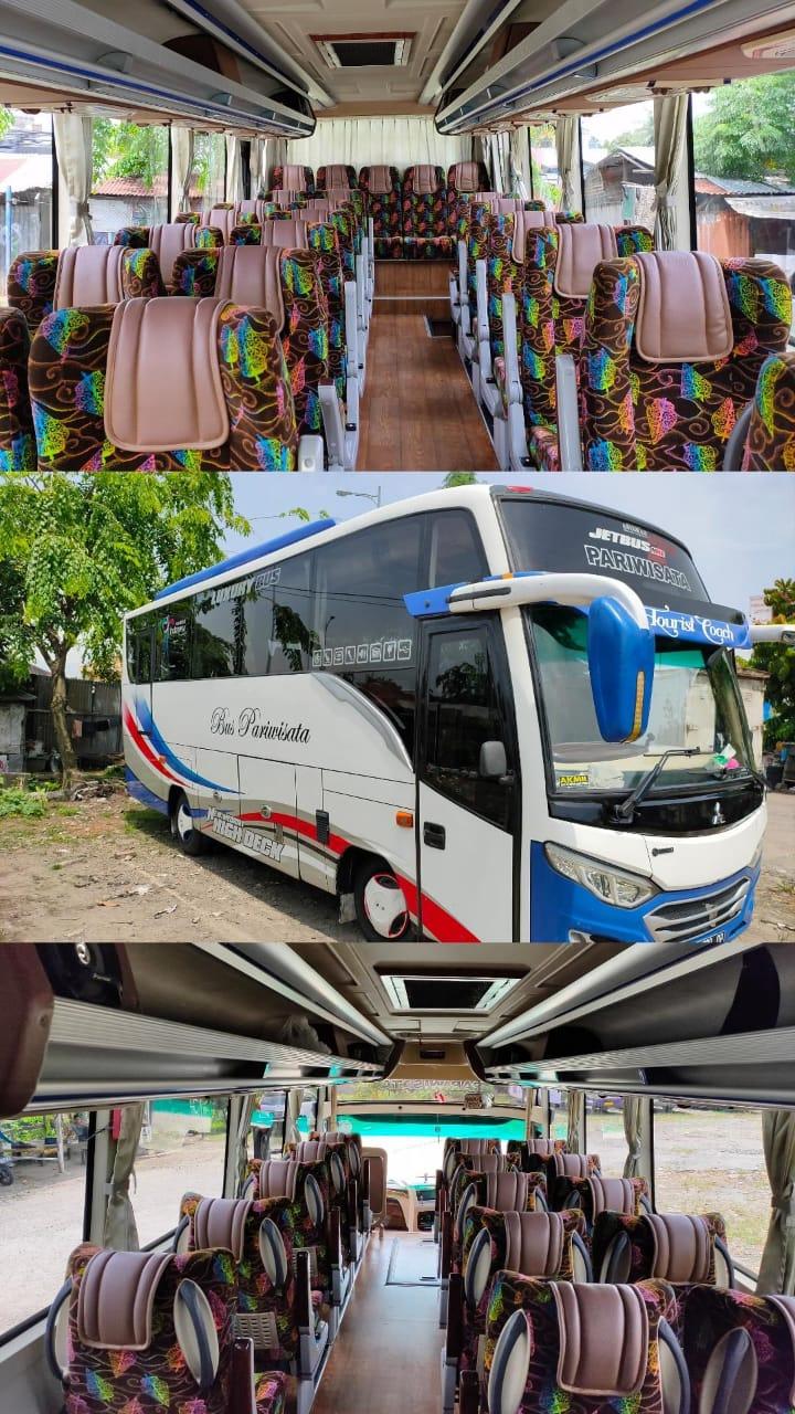 Sewa Bus Pariwisata Medium Seat 25