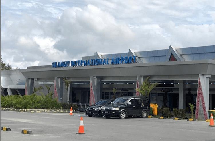 Silangit Air Port - tour danau toba murah (1)