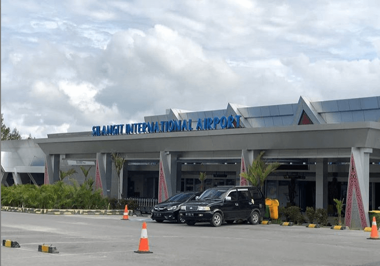 Silangit Air Port - tour danau toba murah (1)