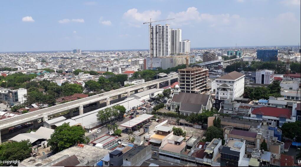 View JW Marriot Hotel Bintang 5 di Medan