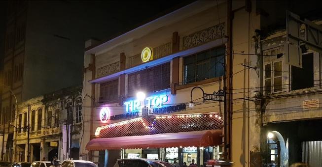 tiptop wisata kuliner di Medan
