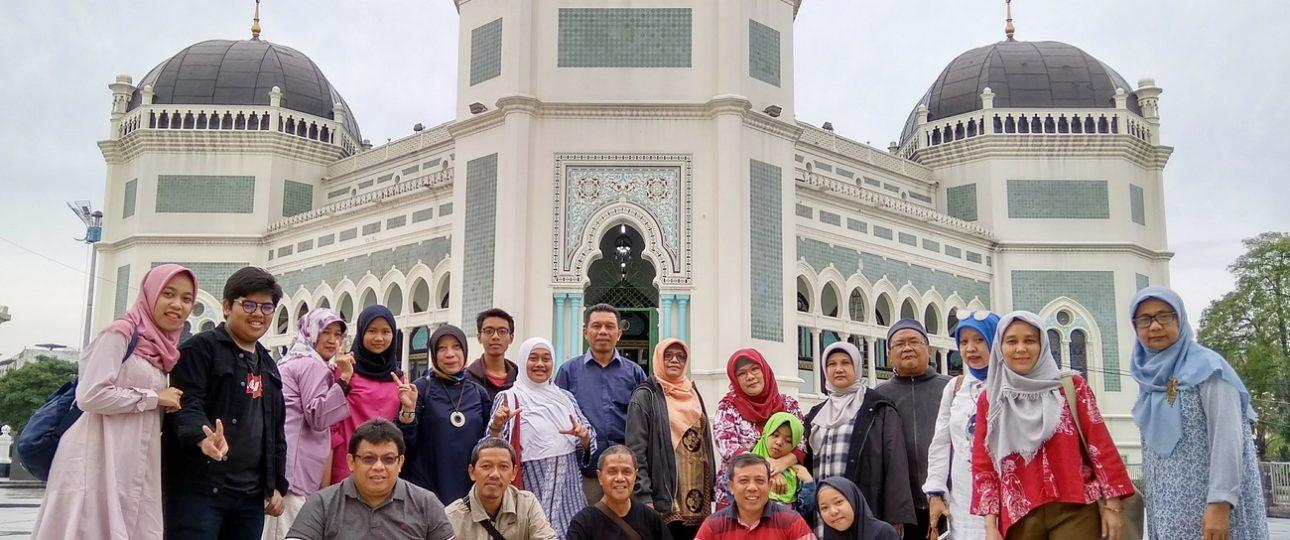 AL Mashun 2 wisata religi di Medan