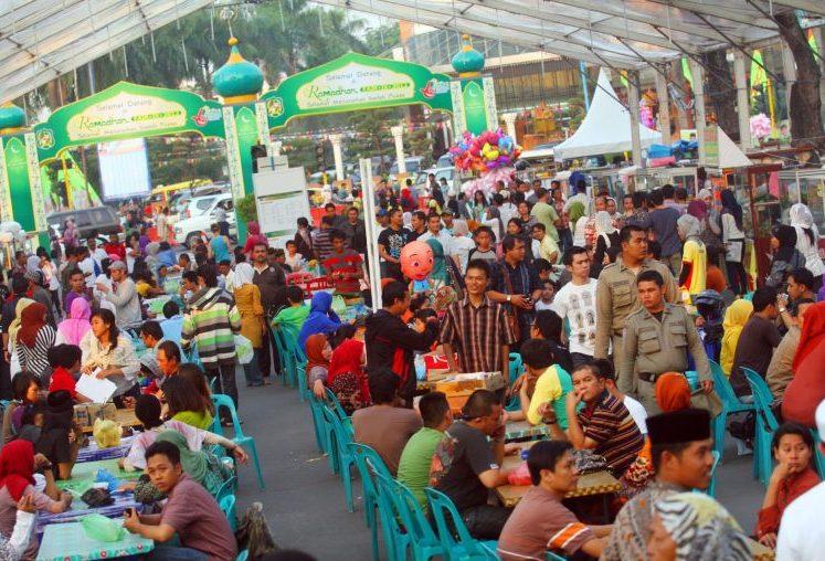 Ramadan-Fair-Medan- Tradisi Ramadhan