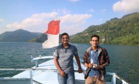 Sejarah Wisata Danau Toba