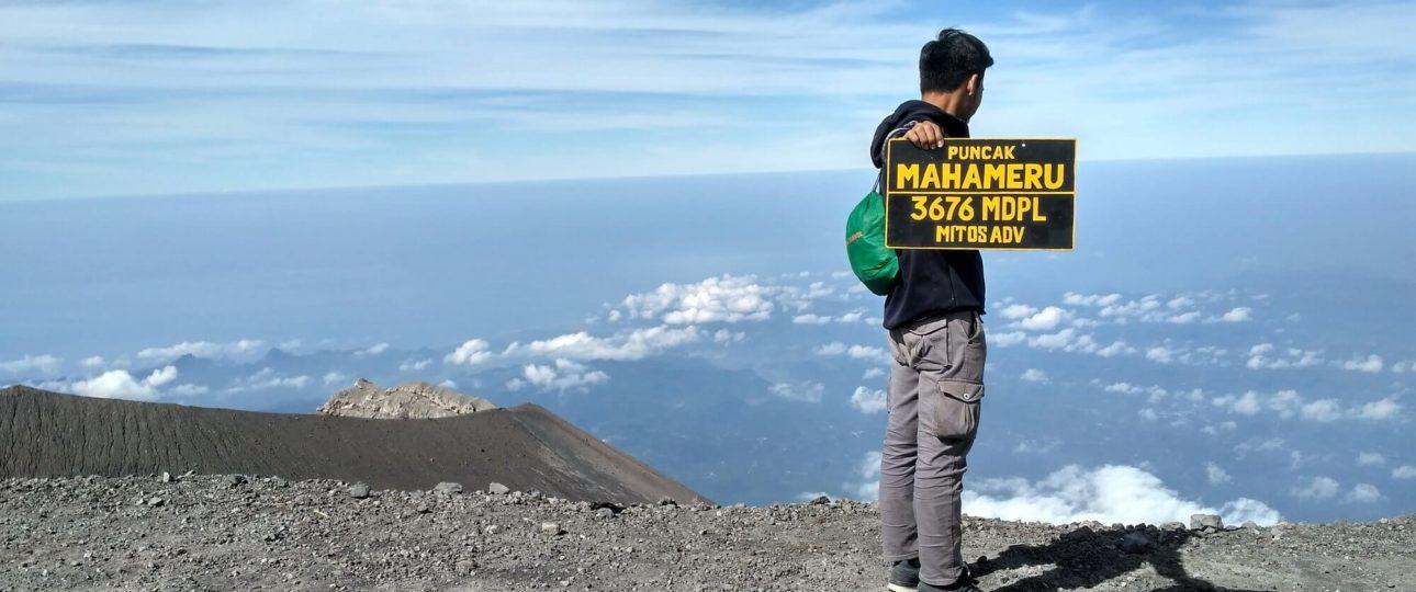Paket Wisata Malang Gunung Semeru