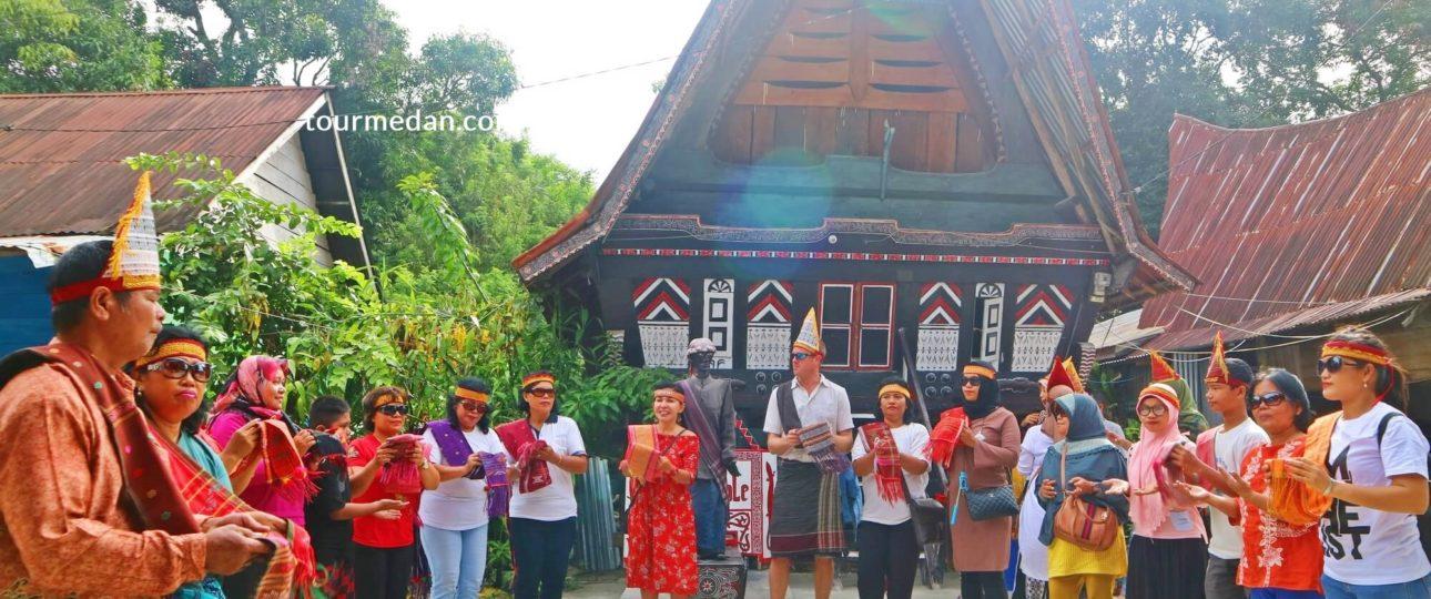 Tarian Tradisional Sumatera utara