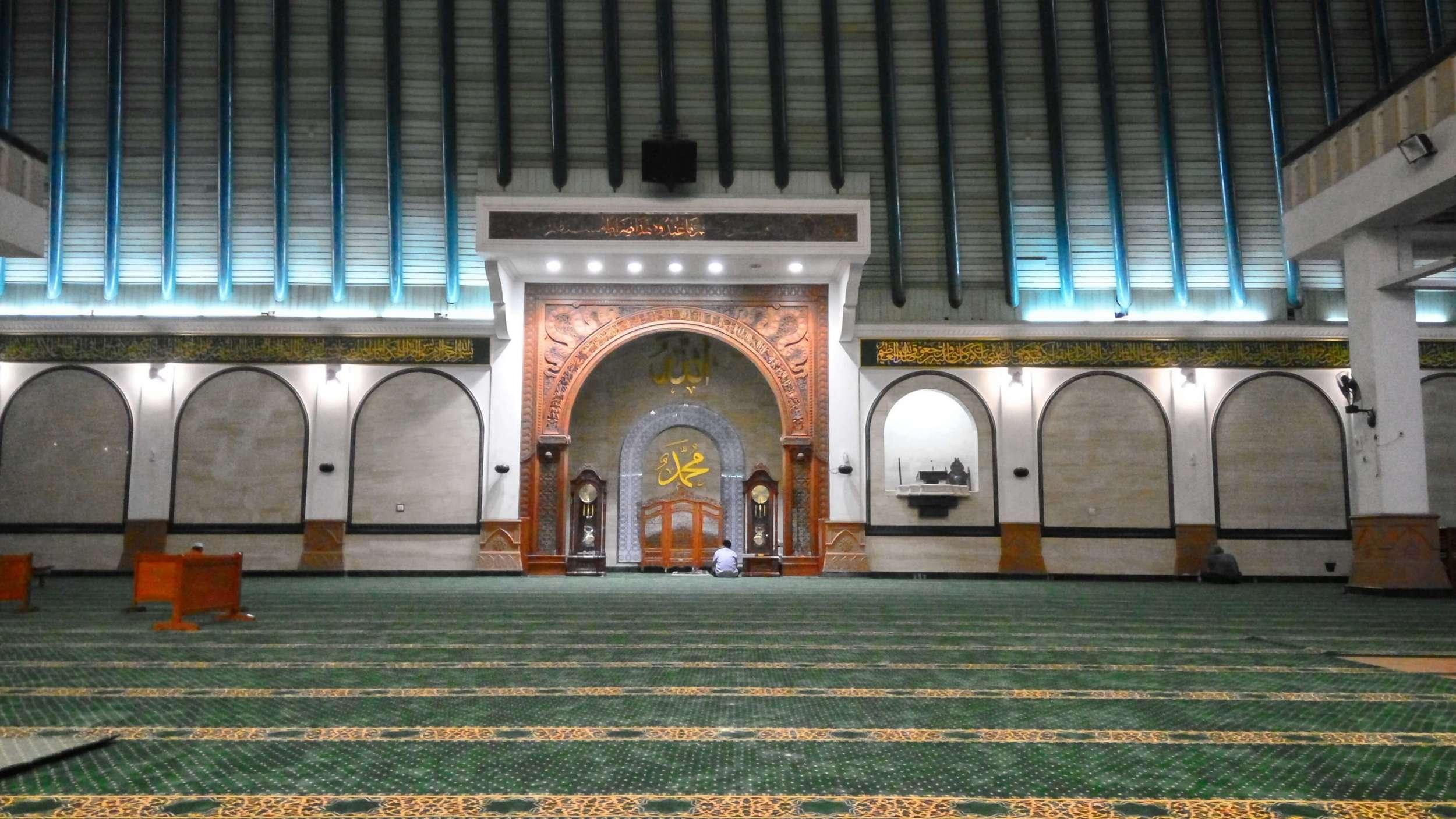 Masjid Agung Wisata Jawa Tengah 2020 (1)