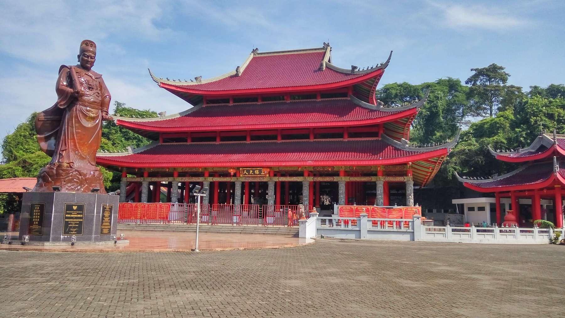 Klenteng Wisata Jawa Tengah 2020