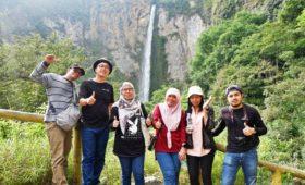 Air Terjun di Medan Sumatera Utara