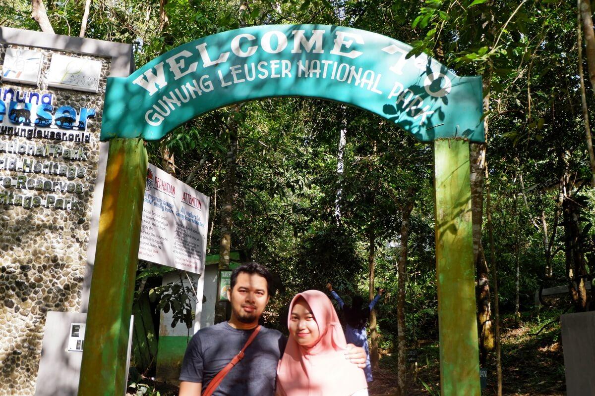 Bukit Lawang Tour Itinerary
