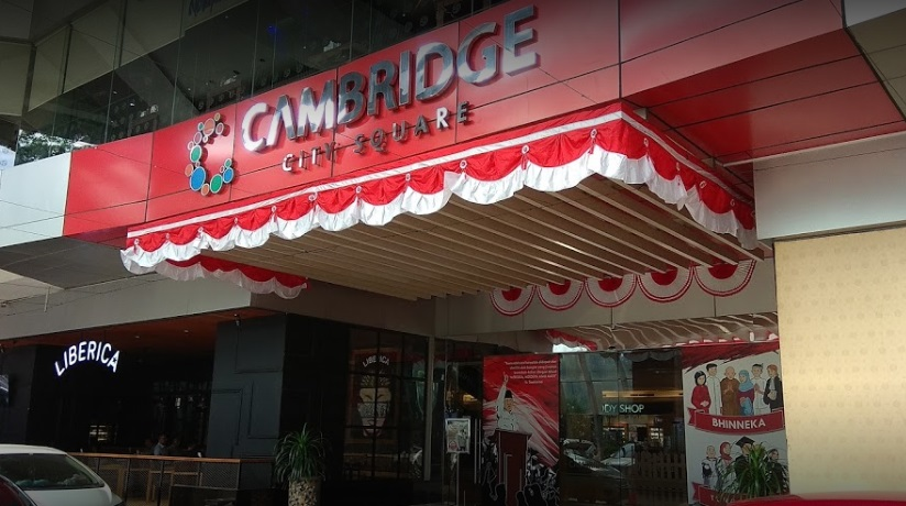 Mall di Medan : Cambridge