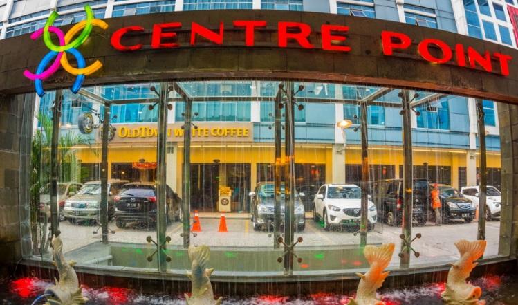 Mall di Medan : Center Point Medan