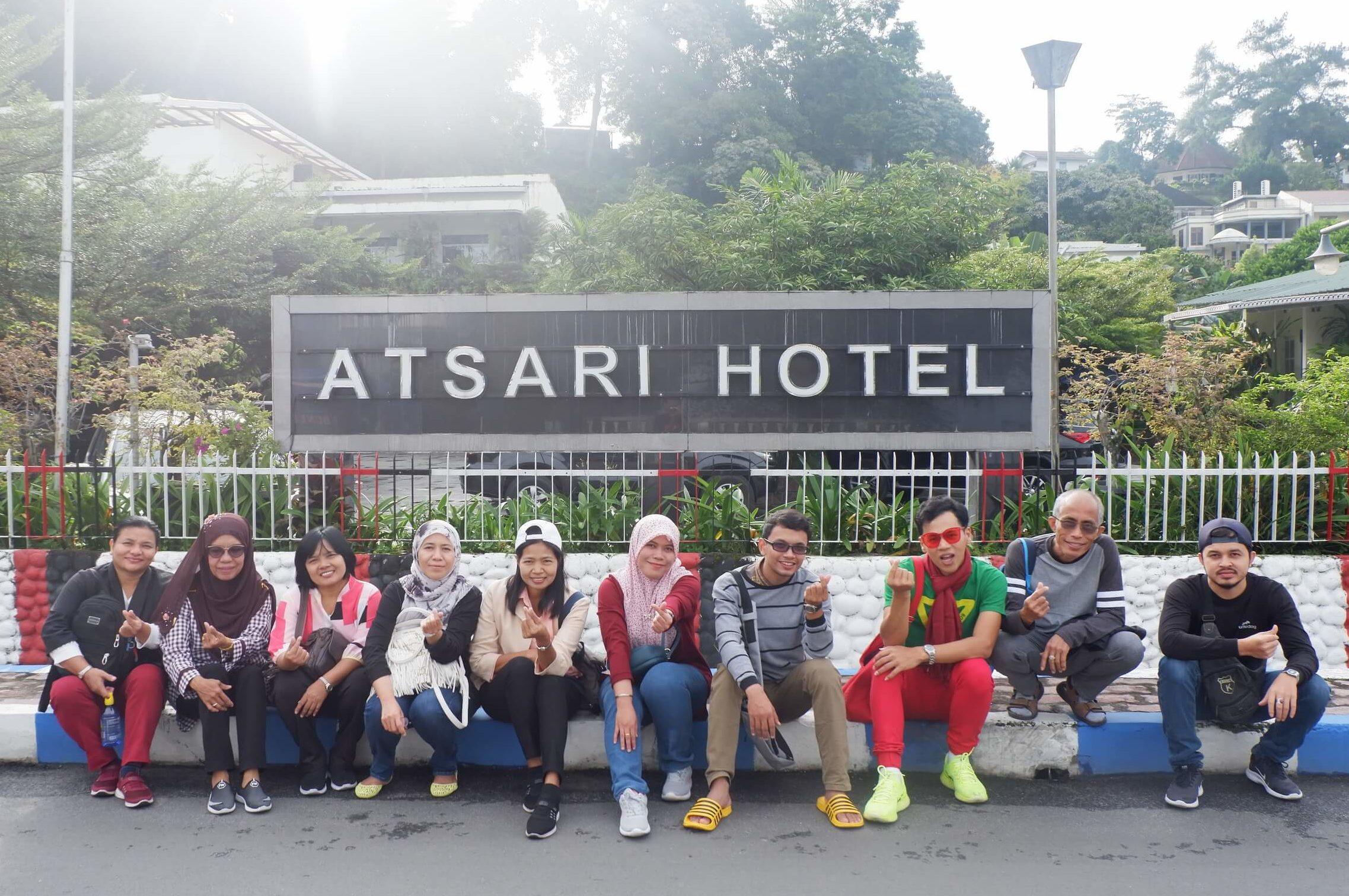 Hotel Murah di Danau Toba Atsari Hotel