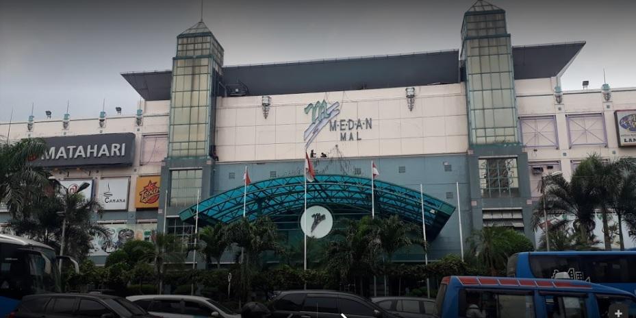 Mall di Medan : Medan Mall
