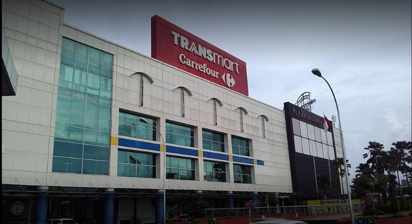 Mall di Medan : Plaza Medan Fair