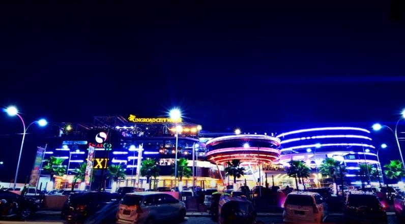 Mall di Medan : RCW