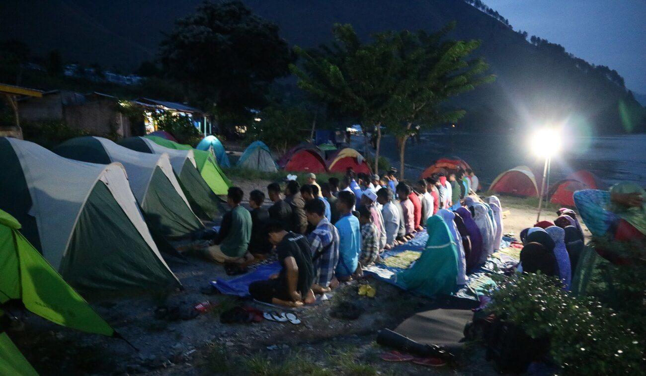 Peralatan Sewa Tenda Camping di Medan