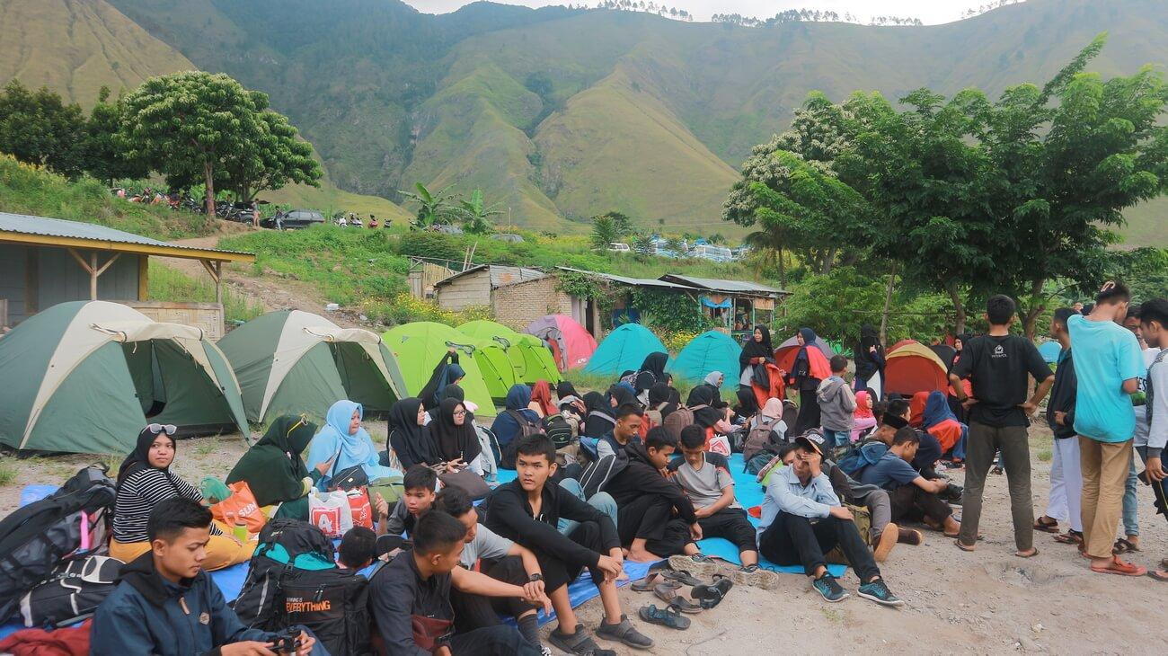 Sewa Tenda Camping di Medan Sumut
