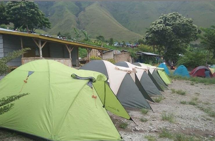 Sewa Tenda Camping di Medan Murah | Paropo