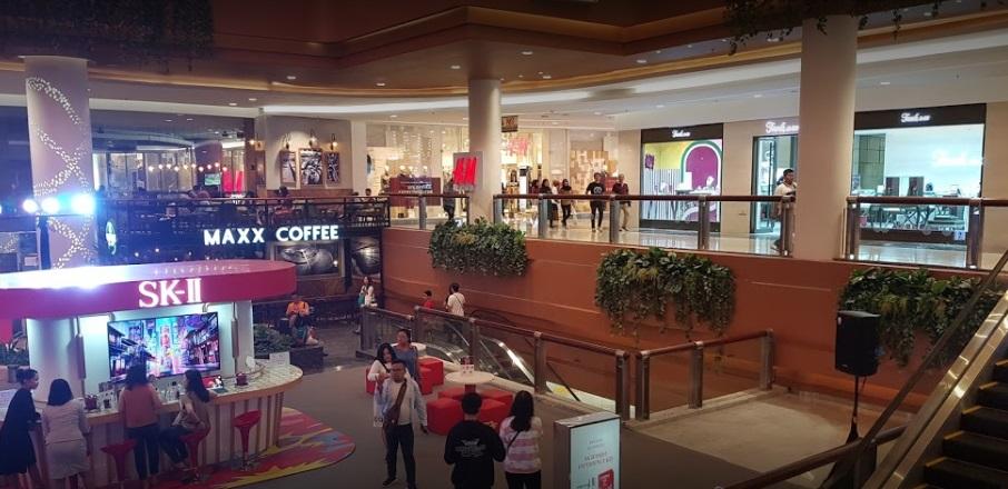 Mall di Medan : Sun Plaza