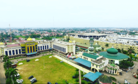 View Asrama Haji Medan
