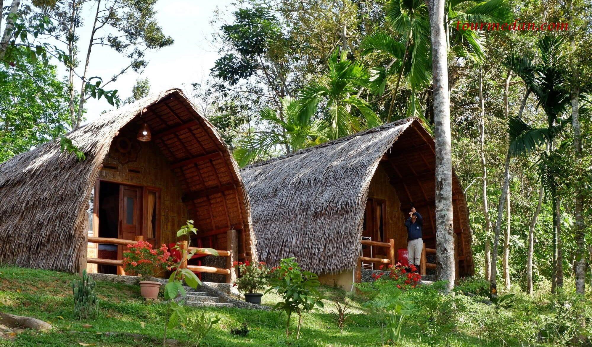 Penginapan dan Hotel Wisata Bukit Lawang Medan