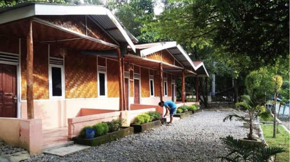 Bukit Lawang Penginapan Alika Guest House