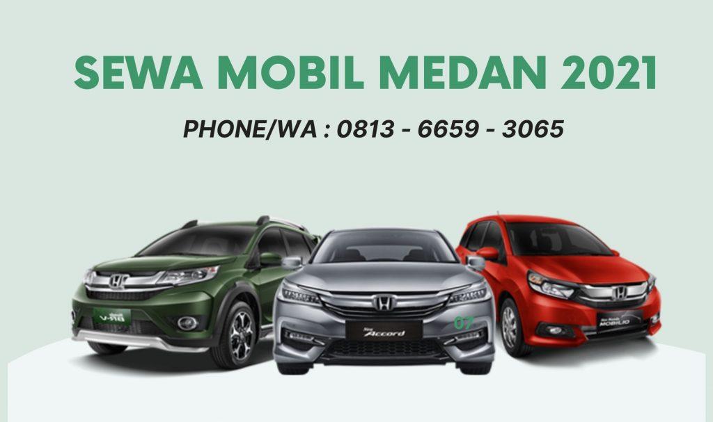 Foto Sewa Mobil Medan